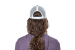 Mountain Badge Hat Purple/Navy