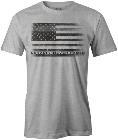Barksdale Unisex Tee - Gray Heather