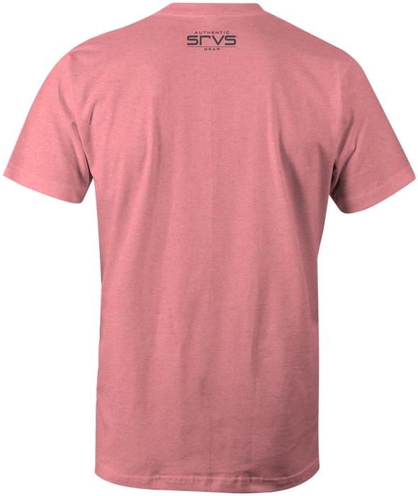 Barksdale Unisex Tee - Red Heather