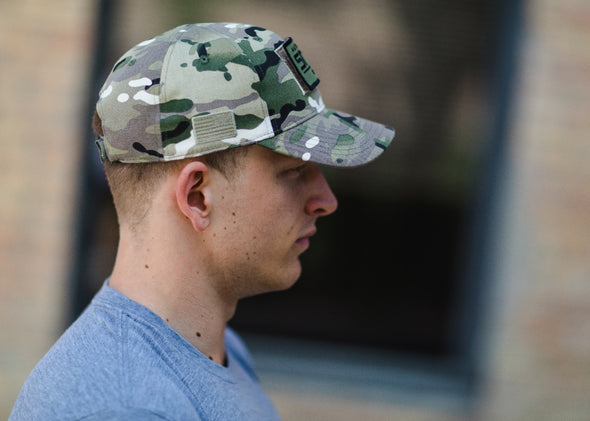 Fort Sill Tactical Cap - Camo