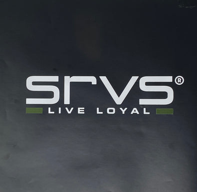 SRVS Window Decal - Green Line