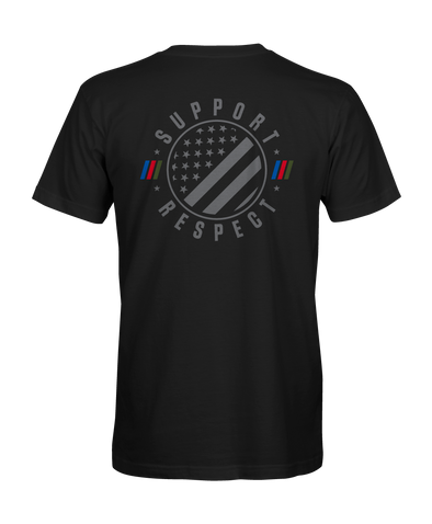 Support & Respect Tee