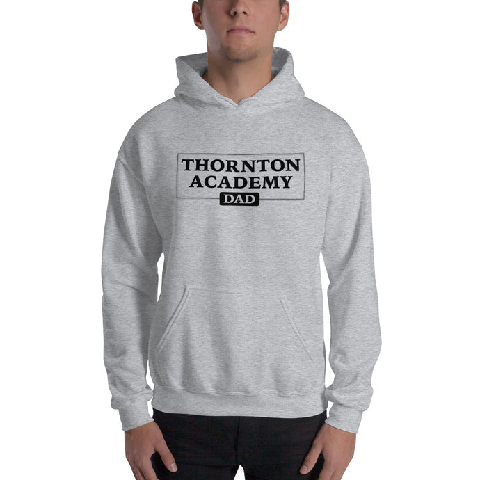 Unisex Hoodie with TA Dad Logo