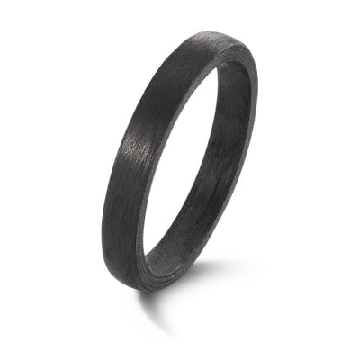 Slim Carbon Fibre Wedding Ring, comfort fit with FREE engraving! (2 & 2.5mm)