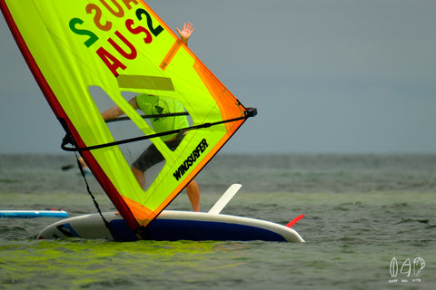 Windsurfer LT Freestyle Competition