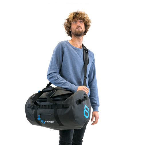 Adventure Surf Travel Bag Waterproof Duffel Surflogic Australia
