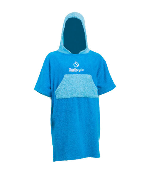 Childrens Hooded Swimming Towels Boys Surf Ponchos Girls Pool Gown Towels kids swim towels Bright Colours Summertime Surflogic Australia New Zealand Indonesia