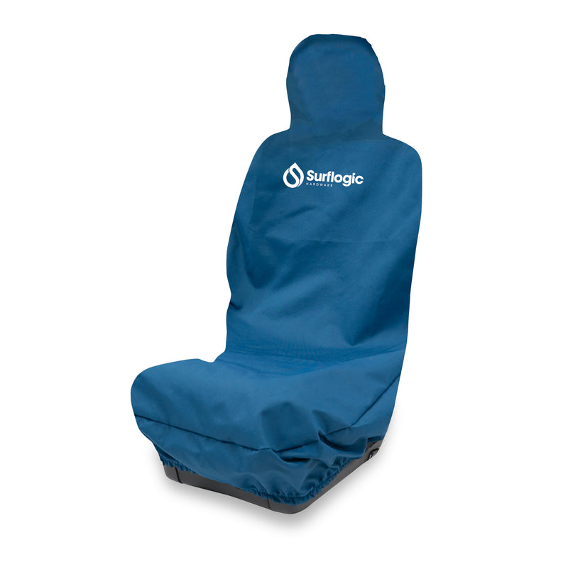 Waterproof Car Seat Cover - Single Seat - Navy