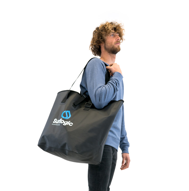 Surfer Beach Bag Surflogic Waterproof Bucket Bag Australia New Zealand