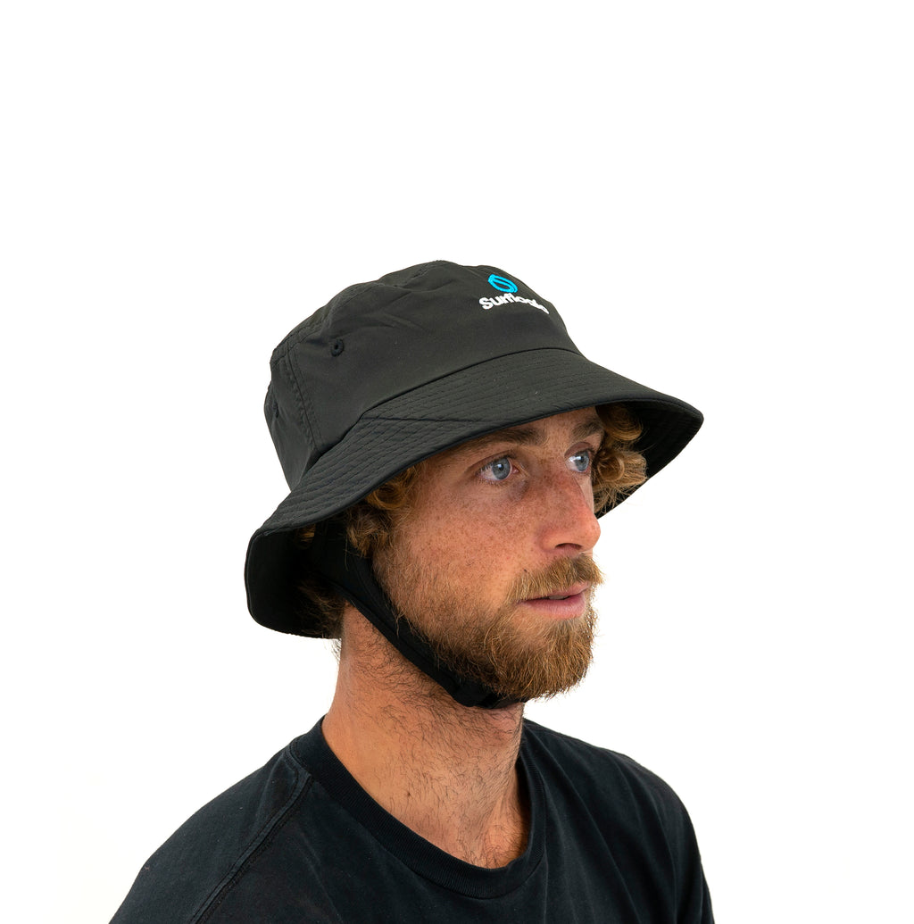 Surfer Sun Hat Protection Surflogic Hardware Oceania Australia New Zealand