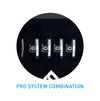 Surflogic Pro System Key Vault Car Key Security Lock Box Detail of Specialised Combination Wheel