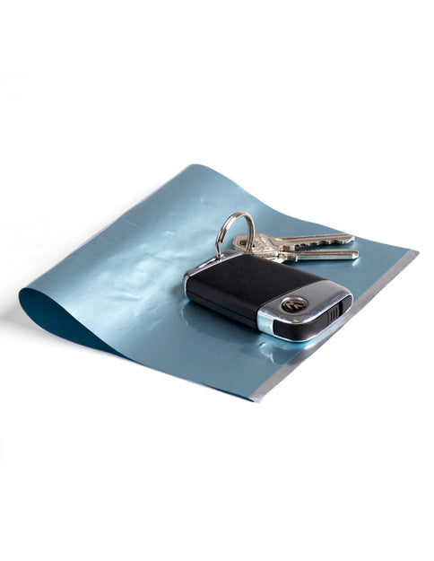 Aluminium Bag For Smart Car FOB Keyless Entry Car Key Storage Security main product photo