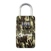 Surflogic Camo Maxi Key Vault Car Lock Box Front Image When Closed