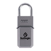 Surflogic Standard Silver Key Vault Car Key Security Lock Box Closed