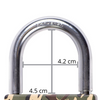 Surflogic Hardware Key Vault Shackle Dimensions Australia New Zealand Camo Compact Size