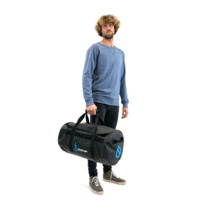 Travel Gear For Surfers Surflogic Prodry Duffel Bag Australia New Zealand