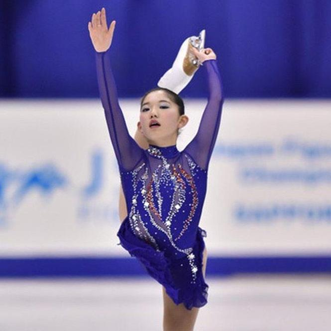 Professional Custom Figure Skating Dress