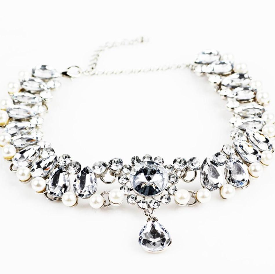 Women's Crystal Necklace