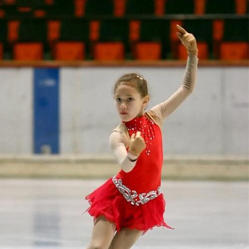 Girls Figure Skating Dress for Competition