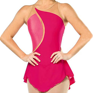 Girls or Ladies Figure Skating Dress