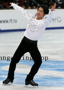 Men's or Boy's Classic Figure Skating Suit