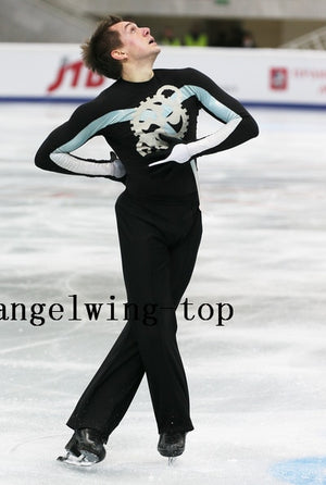 Men's and Boys Figure Skating Competition Wear