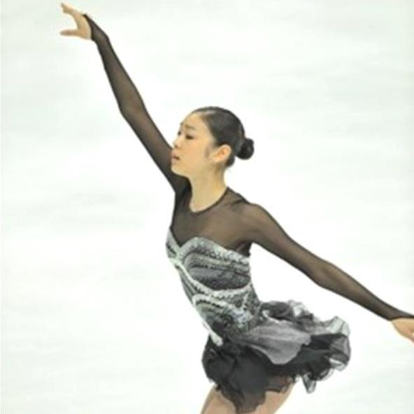 Women and Girls Custom Competition Figure Skating Dress