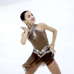 Women's Competition Figure Skating Dress