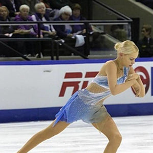 Custom Figure Skating Competition Dress for Women and Girls