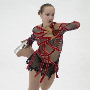 Figure Skating Competition Dress for Girls
