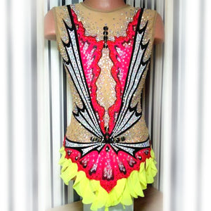Custom Figure Skating Dress For Competition