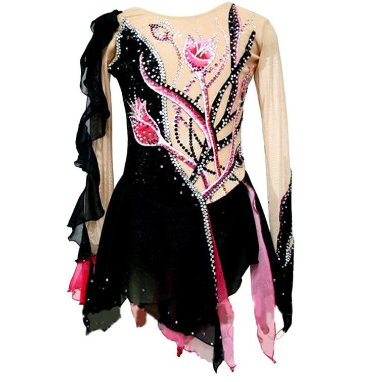 Custom Competition Figure Skating Dress