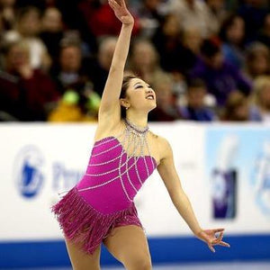 Professional Custom Figure Skating Competition Dress