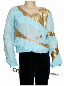 Custom Figure Skating Outfit for Men or Boys