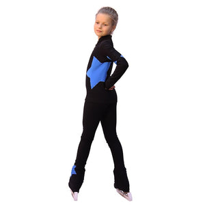 Women's and Girls' Figure Skating Warm Up Suit