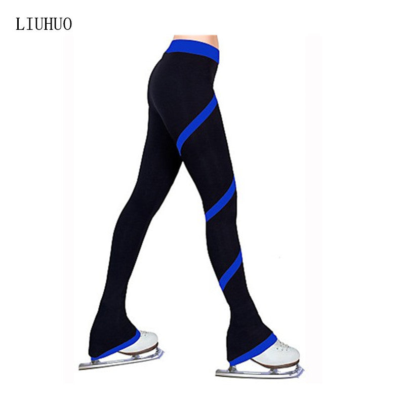 Women's or Girls' Figure Skating Practice Leggings