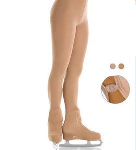 Professional Ladies Over-the-Boot Figure Skating Tights