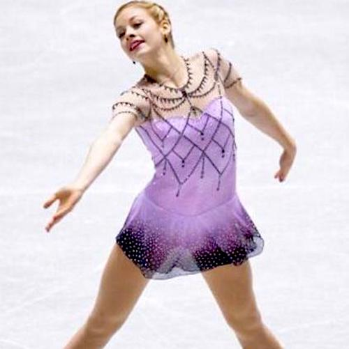 Custom Figure Skating Competition Dress for Women or Girls
