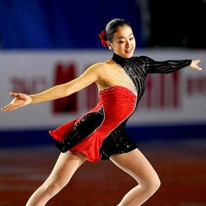 Graceful Competition Skating Dress