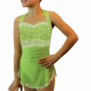 Girls Multi Purpose Figure Skating Dress