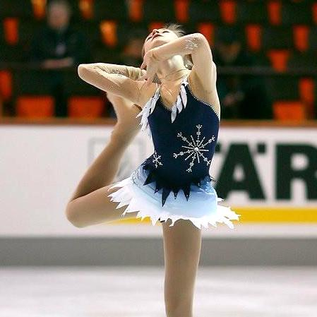 Adult or Youth Custom Competition Skating Dress