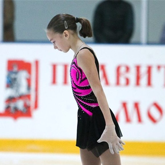 Girls Custom Freestyle Competition Skating Dress