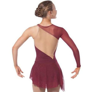 Professional Compulsory Figure Skating Dress