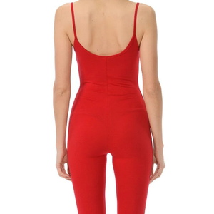 Lycra Spandex Unitard Full Jumpsuit for Women