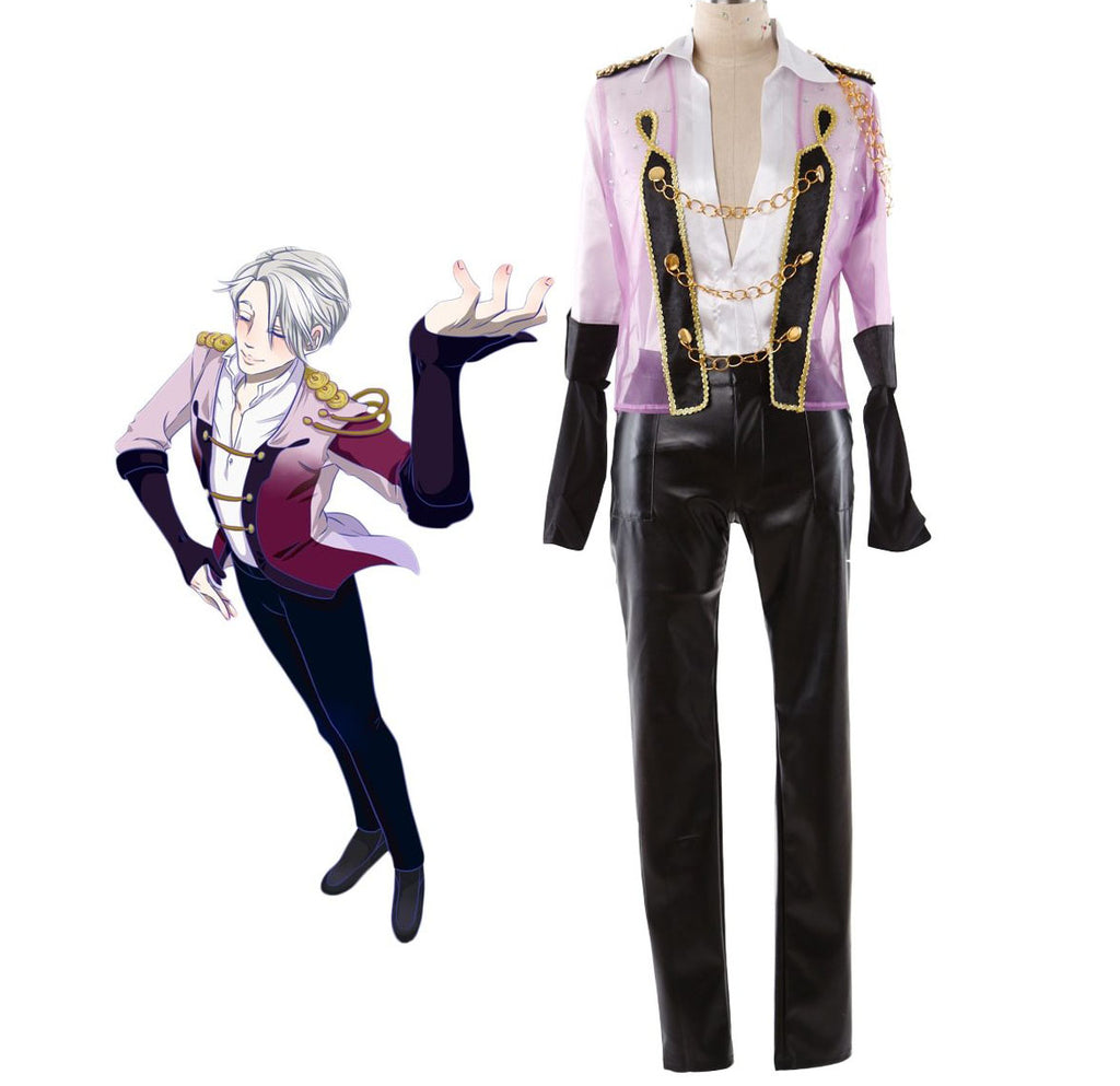 YURI on Ice Custom Unisex Skating Costume
