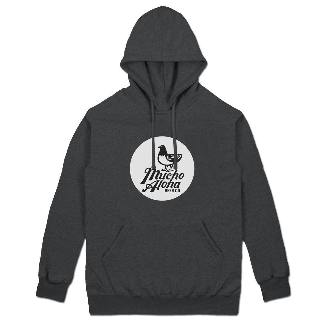 Mucho Aloha - Classic Hooded Sweatshirt - Black