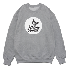 Load image into Gallery viewer, Mucho Aloha - Classic Crew Sweatshirt - Heather Grey