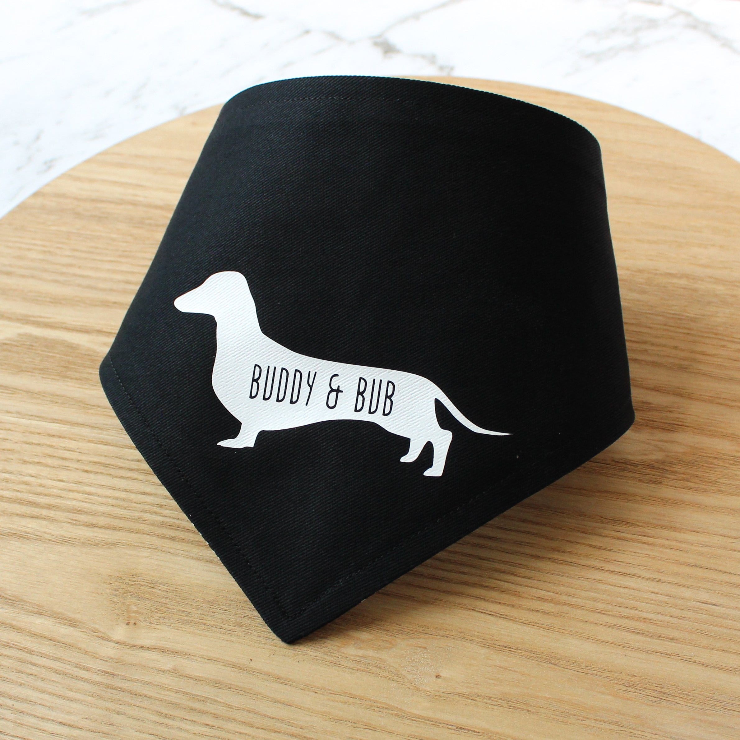 Custom Personalised Business Logo Dog/Pet Bandana by That Dog Shop - We have Afterpay!