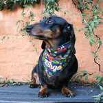 Dog Bandana - Pineapple Party by That Dog Shop - We have Afterpay!