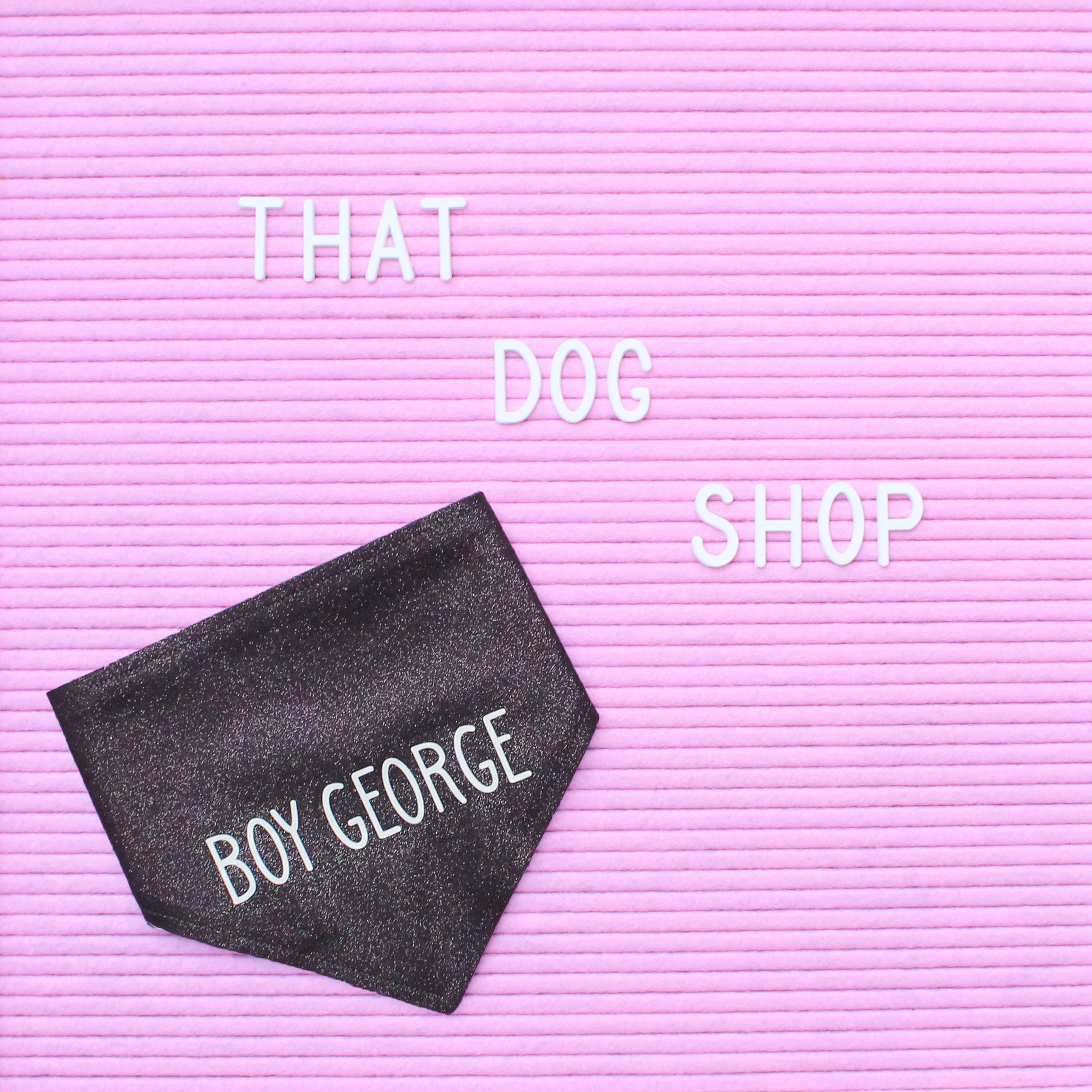 Dog Bandana - Sparkle Darling! by That Dog Shop - We have Afterpay!